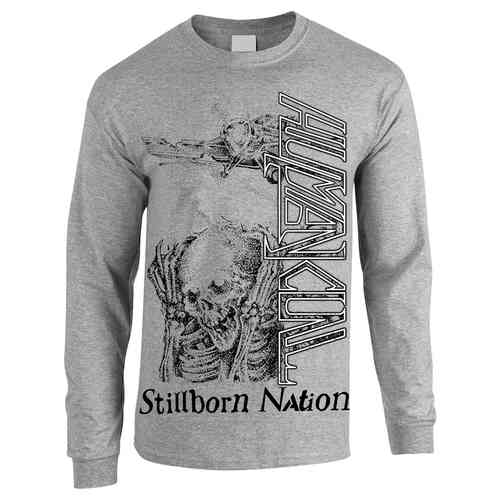HUMAN CULL 'Stillborn Nation' Longsleeve