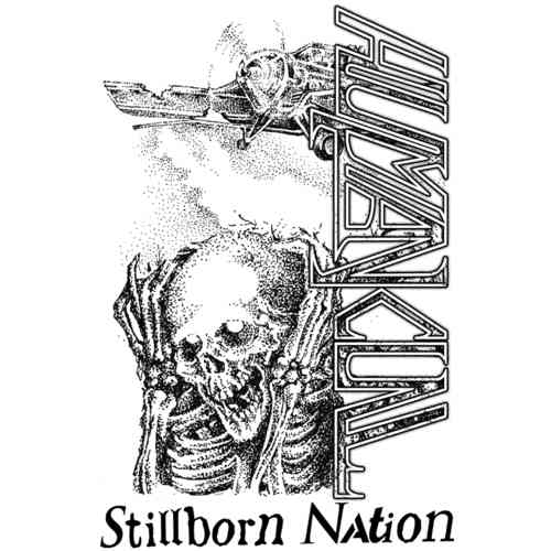 HUMAN CULL - Stillborn Nation - limited Collectors DLX Cassette Box Edition