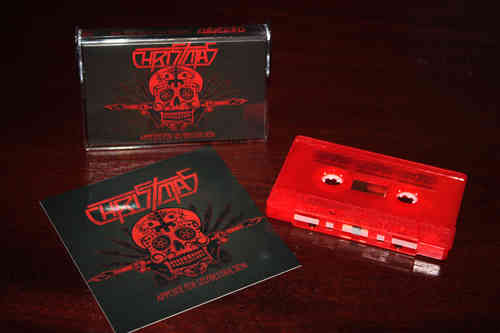 CHRISTMAS 'Appetite for Selfdestruction' Cassette edition