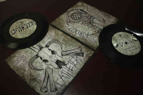CATHETER | the ATROCITY EXHIBIT Split 7""