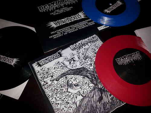 AGATHOCLES | HOLIDAYxSUCKERS Split 7""
