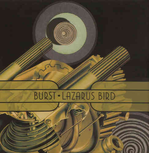 BURST 'Lazarus Bird' 2LP
