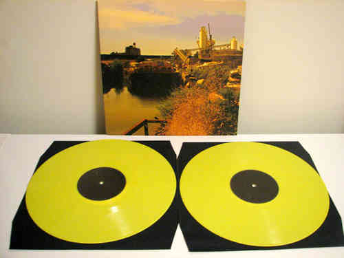 BOSSK '.1/.2' 2LP 180g yellow vinyl