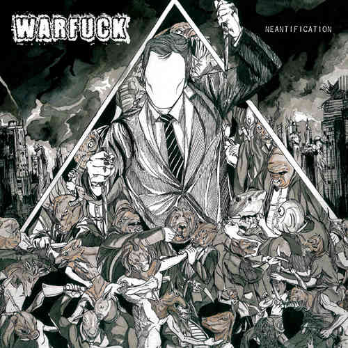 WARFUCK 'Neantification' LP + CD