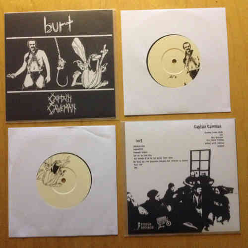 BURT | CAPTAIN CAVEMAN Split 7""