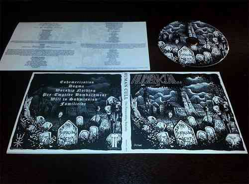 HUMAN CULL 'The Persecuting Society' CD