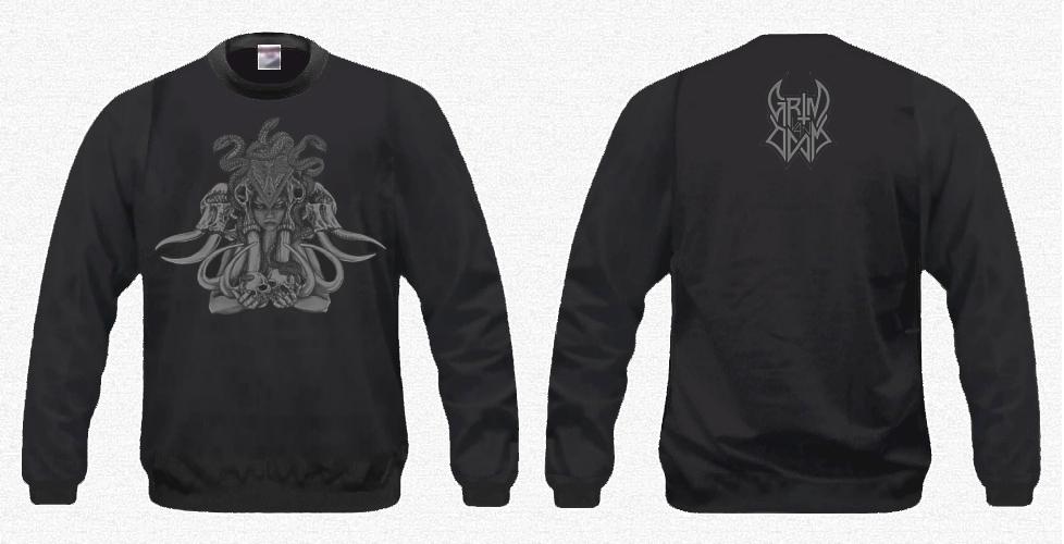 2b89bfff59 GRIM VAN DOOM  Grim Love  Sweatshirt