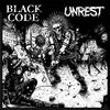 BLACK CODE | UNREST Split LP