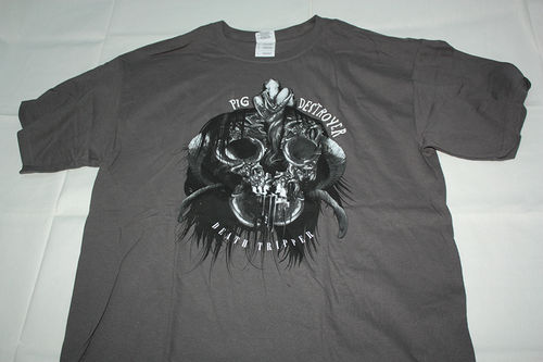 PIG DESTROYER 'Death Tripper' T-Shirt (L)