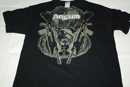 NASUM 'Wrath' T-Shirt (L)