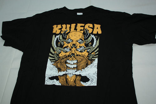 KYLESA 'Skulled' T-Shirt (XL)
