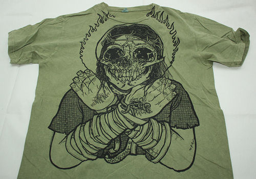CONVERGE 'The Worms Will Feed' vintage T-Shirt