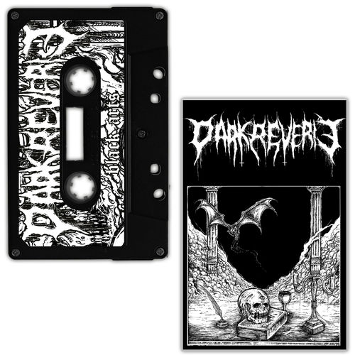 DARKREVERIE 'Black Arts' Cassette Edition