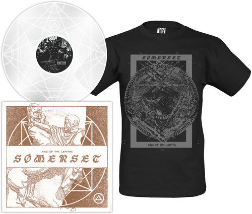 SOMERSET 'King of the Lapiths' LP + Shirt Bundle