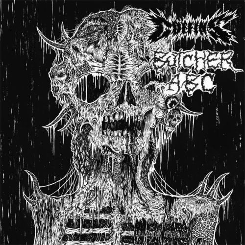 COFFINS | BUTCHER ABC Split 7""