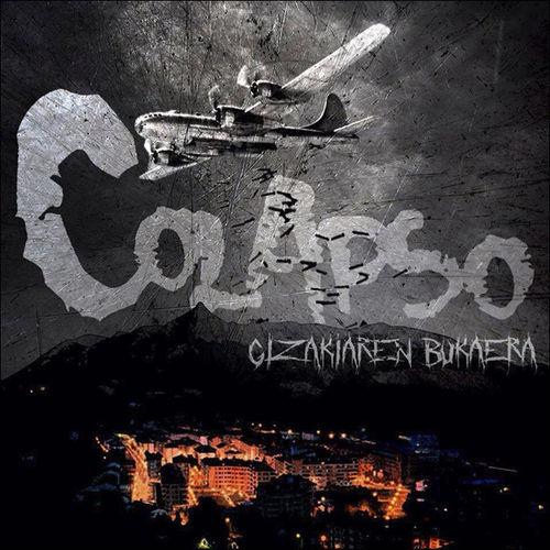COLAPSO 'Gizakiaren Bukaera' LP