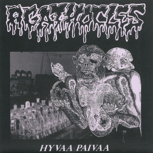 AGATHOCLES | RONALD RUCK Split 7""