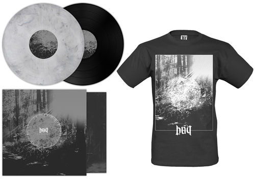 BAIT 'Sunburst' LP + T-Shirt 'Sunburst' Bundle
