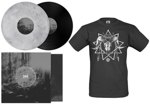 BAIT 'Sunburst' LP + T-Shirt 'Goat' Bundle