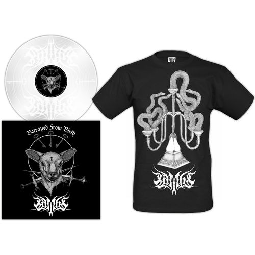 LAMBS 'Betrayed From Birth' LP + T-Shirt