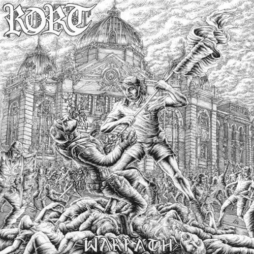 RORT 'Warpath' LP