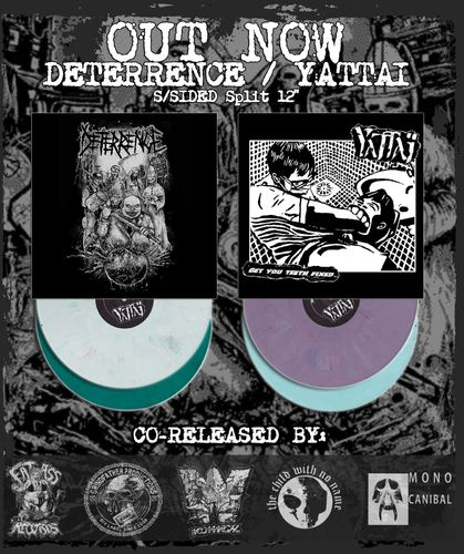 YATTAI | DETERRENCE Split LP