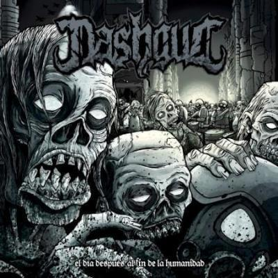 "NASHGUL ""El Dia Después Al Fin De La Humanidad"" Gatefold LP"