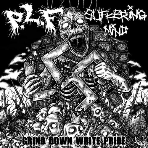 PLF | SUFFERING MIND Split 5""