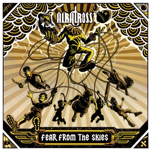 ALBATROSS 'Fear From The Skies' CD
