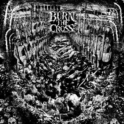 BURN THE CROSS | CHORYGEN Split LP