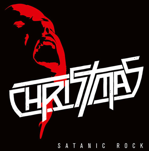 "CHRISTMAS 'Satanic Rock' 10"" + CD"