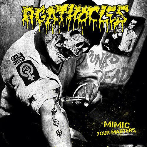 AGATHOCLES | DISORDER 'Mimic Your Masters / Chaos & Disorder' Split LP