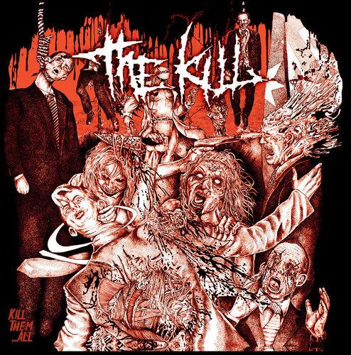 THE KILL 'Kill Them...All' LP