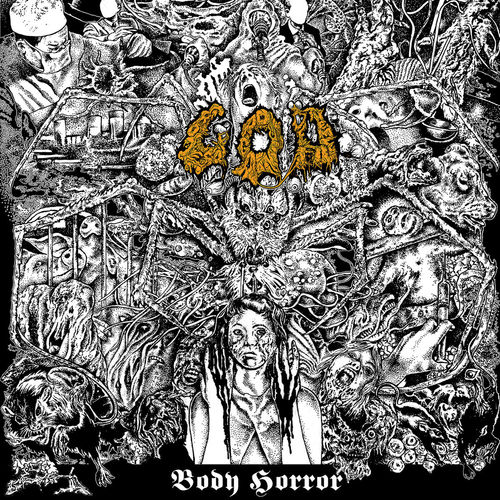 G.O.D. 'Body Horror' LP