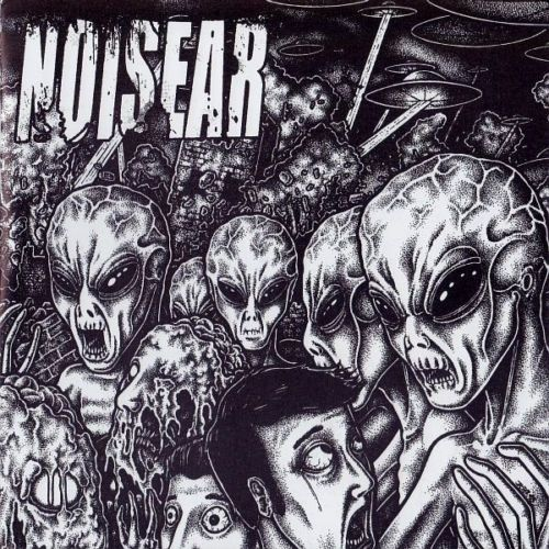 NOISEAR | DEAD CHURCH Split 7""