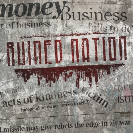 RUINED NATION s/t CD