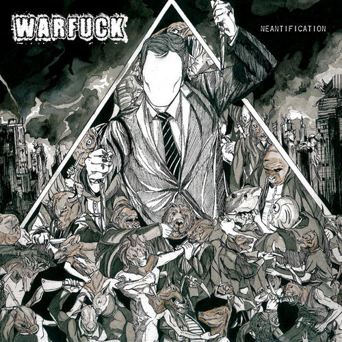WARFUCK 'Neantification' CD (for free)