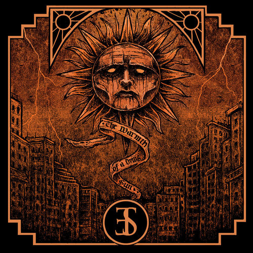 EMPLOYED TO SERVE 'The Warmth Of A Dying Sun' DIGI CD