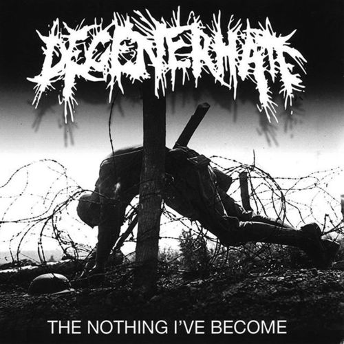 AGATHOCLES | DEGENERHATE ‎'Wash Your Blues Away! | The Nothing I've Become' Split 7""
