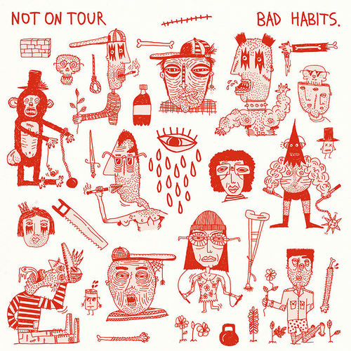 NOT ON TOUR 'Bad Habits' Cassette