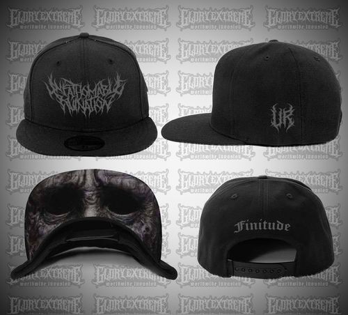 UNFATHOMABLE RUINATION 'Finitude' Snapback Cap