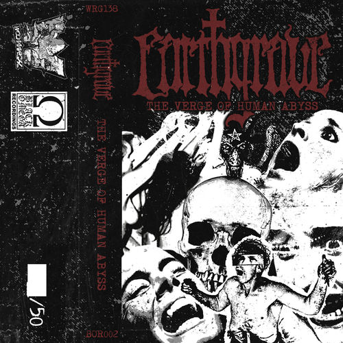 EARTHGRAVE 'The Verge of Human Abyss' Cassette