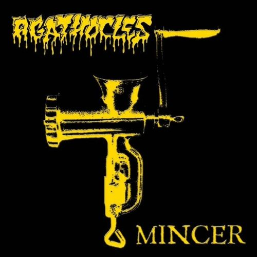 AGATHOCLES 'Mincer' LP