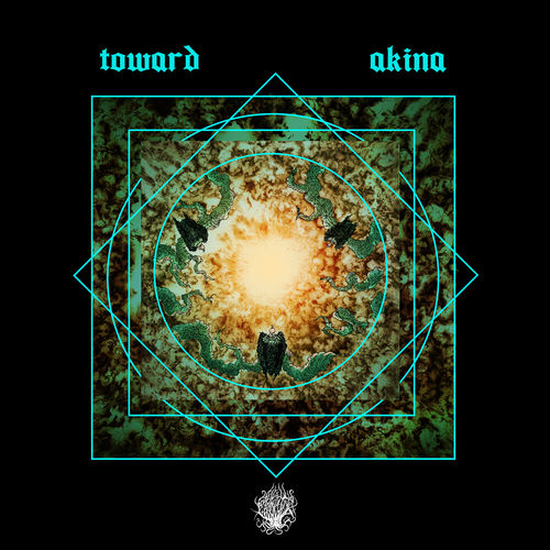 SEVENTH GENOCIDE 'Toward Akina' DIGI CD
