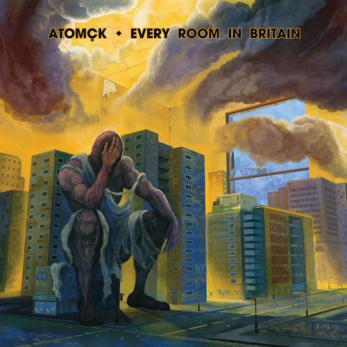 ATOMCK 'Every Room In Britain' LP