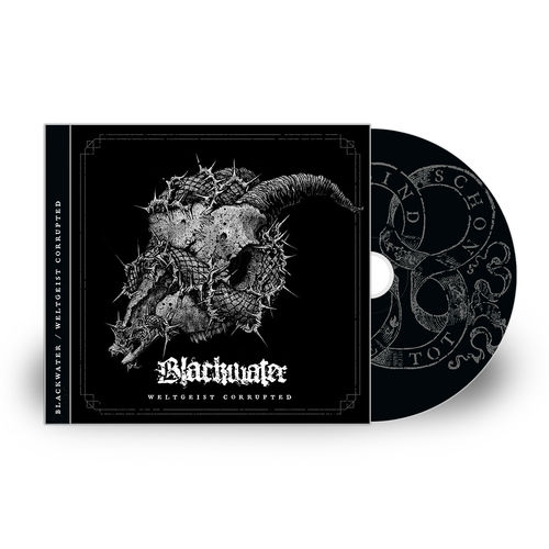 BLACKWATER 'Weltgeist Corrupted' CD