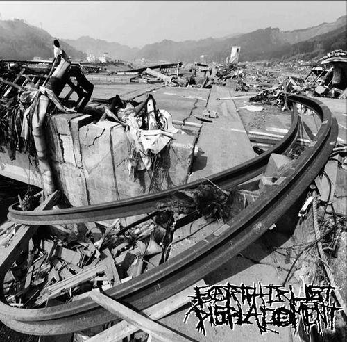 EARTH CRUST DISPLACEMENT 'D-Takt Noize' LP