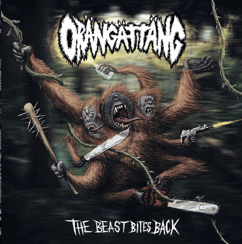 ORÄNGÄTTÄNG 'The Beast Bites Back' LP