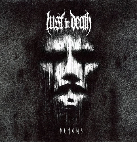 LUST FOR DEATH 'Demons' LP
