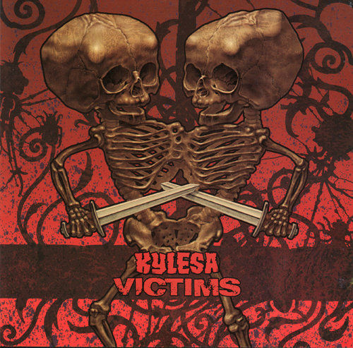 KYLESA | VICTIMS Split 7""